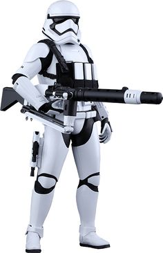 Heavy Gunner First Order Stormtrooper ... Star Wars The Force Awakens ...