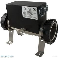 """Therm Products 4.0kW Universal Low Flow Heater [3""""x11""""] [240V] [No Tailpieces/PS] (E2400-5002)"""