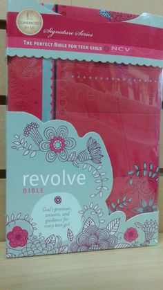 Commit revolve teen bible eventually