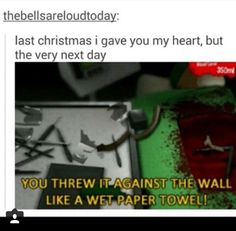 Totally sang this and then yelled in Michael's voice