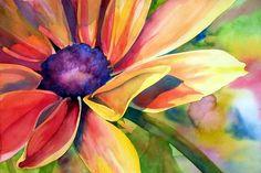 A beautiful watercolor