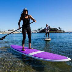 Costco: SUP USA Women's Stand Up Paddle Board Bundle
