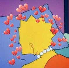 New memes sad simpsons ideas Simpson Wallpaper Iphone, Sad Wallpaper, Emoji Wallpaper, Tumblr Wallpaper, Wallpaper Quotes, Lisa Simpsons, The Simpsons Tumblr, Iphone Cartoon, Heart Meme