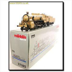 Ltd Ed. MARKLIN 37185 - Bavarian K.Bay.Sts.B. Class Br18.4, S 3/6 4-6-2 PACIFIC on eBid United Kingdom
