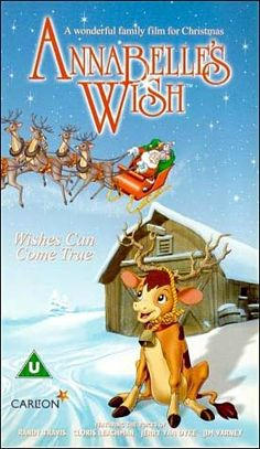 AnnaBelles Wish -  - Christmas  movies I watched this every day since thanksgiving tell it finally broke I love Christmas movies