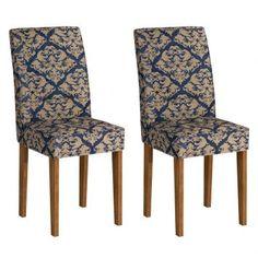 Compre Conjunto 2 Cadeiras e pague em até 12x sem juros. Na Mobly a sua compra é rápida e segura. Confira!