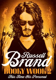 Audio clips from Russell Brand's book