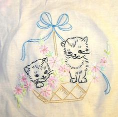 Crazy Quilting and Embroidery Blog by Pamela Kellogg of Kitty and Me Designs: Magnolia Tree