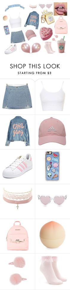"""""""Sad 'N' Sassy"""" by princessdaisybabydoll ❤ liked on Polyvore featuring High Heels Suicide, adidas Golf, adidas, Zero Gravity, Charlotte Russe, Sons + Daughters, MAC Cosmetics, Love Moschino, Tony Moly and Forever 21"""