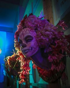 Photos: Colorful Dia De Los Muertos Celebrations in L.A.: LAist