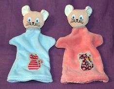 Marionnettes Chats en doudou... Onesies, Kids, Baby, Puppets, Softies, Cats, Young Children, Boys, Babies Clothes