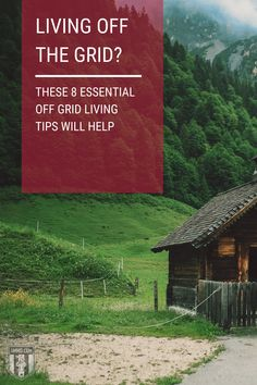 Living off the grid requires a lot more than the basics. It demands complete self-sufficiency. Find out if you have what it takes in our off grid living guide. #livingof #helptips #grid #preparedness Survival Guide, Survival Skills, What It Takes, Off The Grid, Tips, Survival Guide Book, Off Grid, Counseling