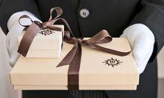 #MSCDivina - #MSCYachtClub, gift boxes, butler service