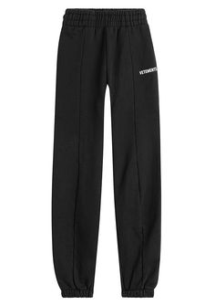 Vetements Women's Biker Sweatpants In Black Teen Fashion Outfits, Nike Outfits, Dance Outfits, Summer Outfits, Fashion Fashion, Gothic Leggings, University Outfit, Aesthetic Clothes, Shoes