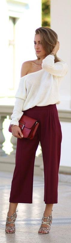Culottes / Fashion By Fashion Spot