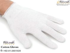 These white cotton gloves are perfect for working with chocolate. You wear these when handling your finished chocolates so you do not get fingerprint marks on the chocolates. They are one size fits all and you get one pair per order.