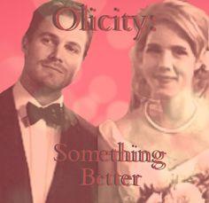 #Arrow #Olicity #Wedding Olicity Wedding. What we want... Something better!