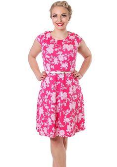 Miss Windy Shop - Ihanat mekot arkeen ja juhlaan! Hot Pink, Summer Dresses, Clothes For Women, Rose, Outfits, Shopping, Fashion, Outerwear Women, Moda