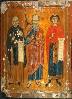 Saints, Icons, The Originals, Painting, Art, Art Background, Symbols, Painting Art, Kunst