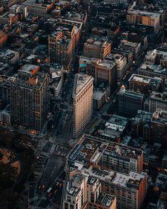 Flatiron Building, Empire State Building, City Photo, Travel, Viajes, Destinations, Traveling, Trips
