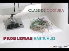 Clase de costura 18: Atascos de la máquina de coser y problemas habituales | Manualidades