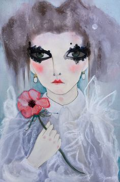 Unskilled Worker Illustrations - Red - SHOWstudio - The Home of Fashion Film
