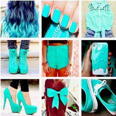 Hair,nails,shoes,bow,mobiel,T-Shirt,Short