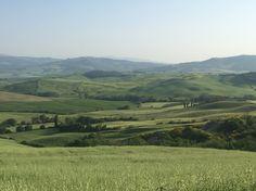 Pienza Toscania