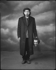 Tim Burton. Mary Ellen Mark