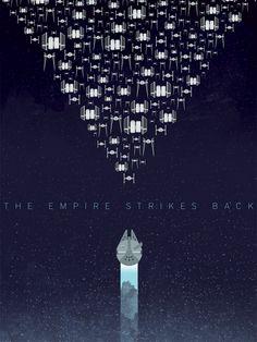 3 posters pour les premiers Star Wars star wars poster affiche original film 03 design