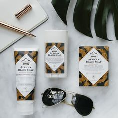 Take note! Our century-old African Black Soap family recipe has been known to aid in reducing skin imperfections and blemishes, as well as soothing symptoms associated with minor skin irritations. African Soap, African Black Soap, Soap Packaging, Hand Cream, Bar Soap, Shea Butter, Bath And Body, Hair Care, Fragrance