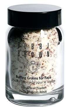 Add to any cleanser for an instant exfoliator. Awesome