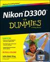 Nikon D3300 For Dummies Cheat Sheet