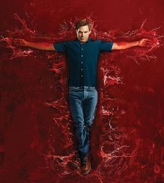 "Dexter is back. <3 ""I have no idea what hammer time is or how it differs from regular time."" #dexter"