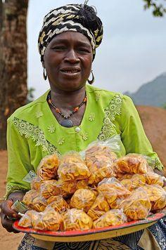 aloco, Conarkry, Guinea.  Photo: C.Ladavicius, via Flickr