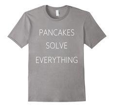 973910b6 Amazon.com: Pancakes Tee: Clothing Funny Tshirts, Funny Llama, Herb  Gardening