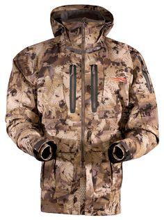 Sitka Pantanal Parka - best waterfowl coat/jacket I've ever seen.