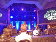 """Hey guys! So last night, I had a great opportunity to see @Rhett Walker Band perform live at Germantown Baptist Church...""  Read the rest of this blog post by Caitlin Pepple at:  http://christianmusicscene.blogspot.com/2014/03/an-evening-with-rhett-walker.html"