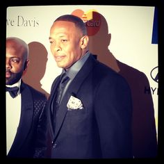 Five-time GRAMMY Winner @DrDre stopping at the Pre-GRAMMY Gala red carpet - @thegrammys | Webstagram