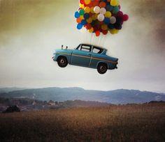 Artista transforma seus sonhos mais confusos em fotografias surreais | Virgula