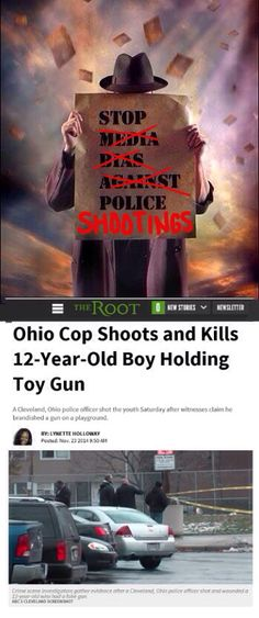 Police officers have a difficult job. It is made more difficult when those officers that can not perform competently are not removed from their position and prosecuted. The vast majority of good officers who keep us safe should not be judged by the incompetent few. The article showing the significant higher officer involved shootings over other countries does not stress the point enough that the amount of guns on the streets of the United States dwarfs other countries. Citing the police as…