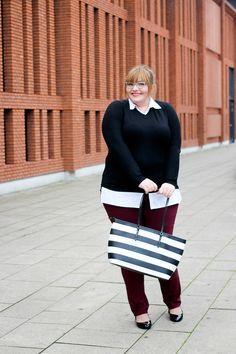 kathastrophal.de | Plus Size Business Outfit Inspiration