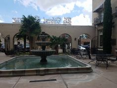 Hotel Paisano Courtyard - Marfa - ask for the rooms from Giant filming - #211 Rock Hudson and #212 Elizabeth Taylor