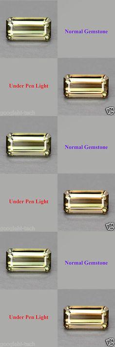 Diaspore 164392: 1.23Ct Exclusive Best Grade Gem - Amazing Natural Color Change Diaspore Hg102 BUY IT NOW ONLY: $47.86
