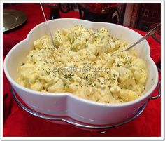 Southern Potato Salad   Greg's Kitchen