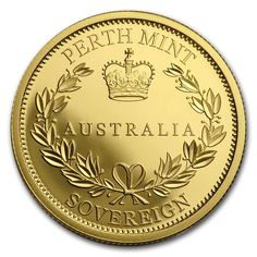 Call to order 2018 Australia Gold Sovereign Proof at APMEX. We offer competitive Gold prices on Perth Mint Gold Sovereigns and secure online ordering. Buy Gold And Silver, Mint Gold, Sell Gold, Mint Coins, Gold Coins, Imperial Design, Australian Money, Gold Sovereign, Coins Worth Money
