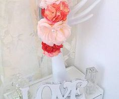 """Find and save images from the """"Flowers Crown ✿"""" collection by Accessories Maria (HMWithStyle) on We Heart It, your everyday app to get lost in what you love. Save Image, Handmade Accessories, Candle Holders, Crown, Wreaths, Candles, Facebook, Bridal, Flowers"""