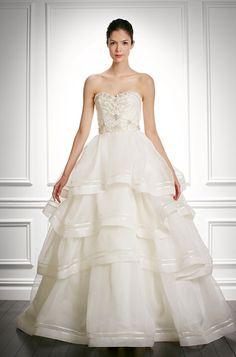 Carolina Herrera's New Wedding Dress Collection http://news.instyle.com/photo-gallery/?postgallery=147593#
