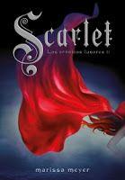 Las hojas del desván (blog literario): Scarlet - Marissa Meyer