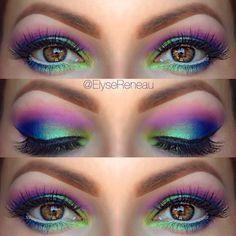 #makeup #summer